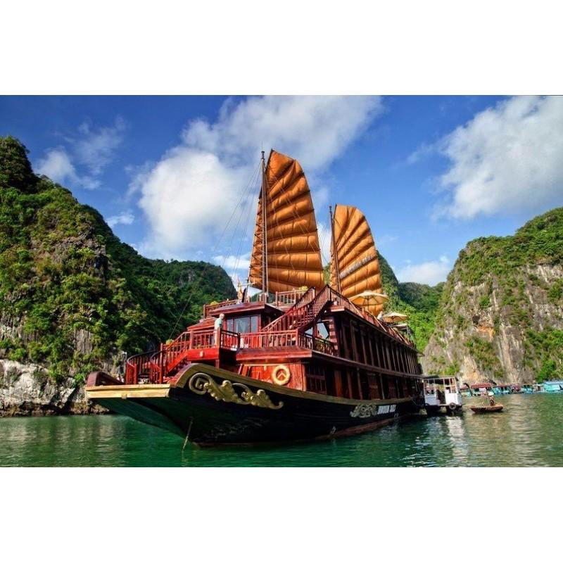 Групповой тур во Вьетнам 7 экскурсий + отдых на море - фото 4 - 001.by