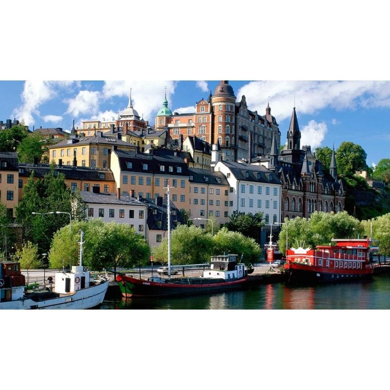 Горящие туры в Швецию - фото 1 - 001.by