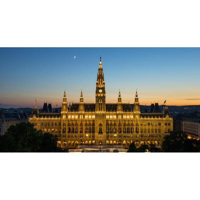 Вена-Прага без ночных переездов - фото 1 - 001.by